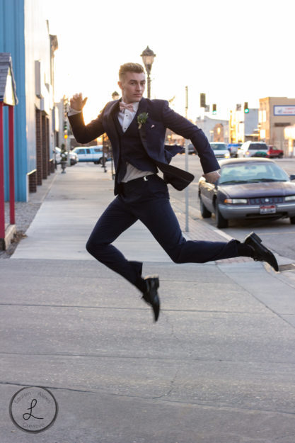 Groom portrait, wedding fashion, groom, Mens fashion, Man in suit, navy suit, jumping portriat
